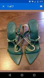 Gucci shoe size 34 1/2