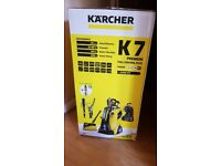karcher k7 premium full control plus jet wash brand new boxed £300