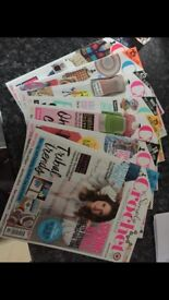 Simply Crochet magazines