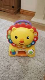 Fisher Price Lion Ride on