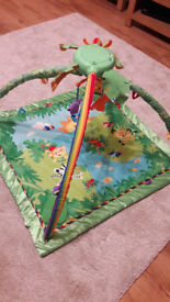 Fisher Price rainforest play mat (£10)