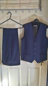Trouser and waistcoat set