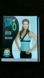 Slim in 6 & Slim in 6 Express Exercise DVD set - Unwanted Gift