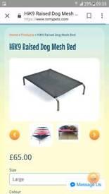 Hik9 dog bed large