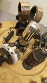Breadboard Radio vintage and rare