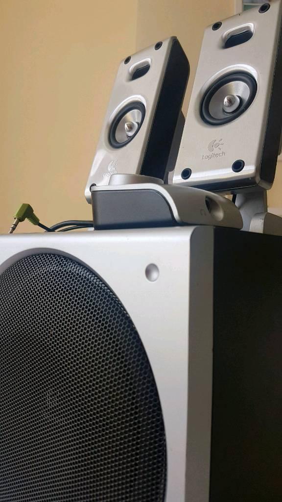 Speakers Logitech Z3