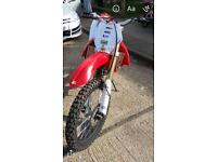 250cc off road bike