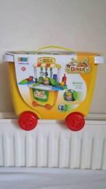Kids toy diner set
