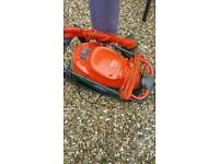 Flymo mower and strimmer