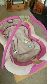 Babymoov baby play floor mat gym travel portable