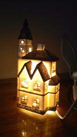 Christmas Decorative Buildings
