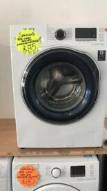 Samsung 8kg load white 1400 spin washing machine