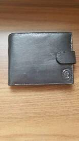 Pure leather wallet. Perfect condition
