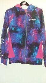 Pinapple Full zip jacket