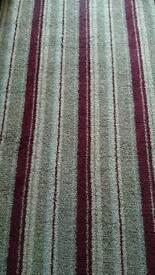 Carpet underlay offcuts