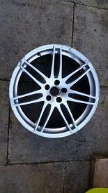 "Genuine 20"" Audi Alloy Wheel"