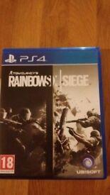 Tom Clancy's Rainbow Six Siege for PS4