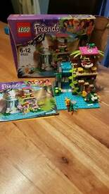 Lego friends jungle tree house and shower 41033