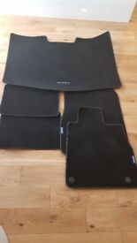 New Nissan Micra Offical Mats and Boot Liner