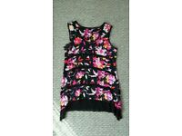 Ladies top from Roman. Size 14