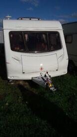 5 berth caravan 2004