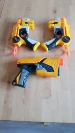 Nef guns