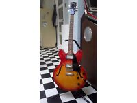 Hondo 'Revival' H935RS (Gibson 335 copy)