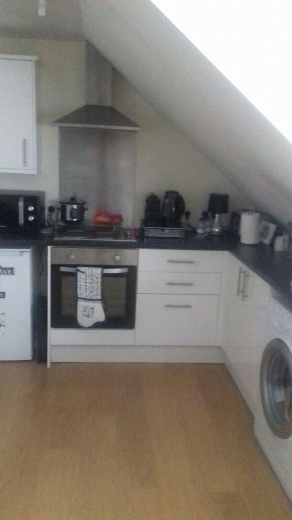 1 bedroom flat to rent in anfield