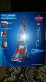 Brand new Carpet washer professional bissell stain pro 6