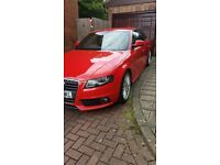Audi A4 S Line, Manual Diesel. Full Audi Service History, IMMACULATE CONDITION
