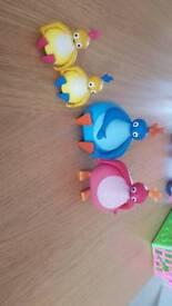 Twirleywoos set of four