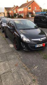 Vauxhall Corsa SRI (62 reg)