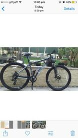 Carrerra Vengeance 6061 T6 New Model For Sale (MINTCONDITION) Prices can be Negotiated