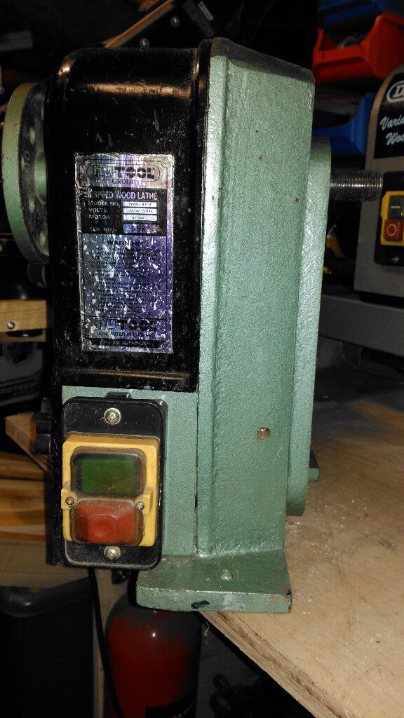 Nutool Nwl12 Woodworking Lathe For Parts In Northampton