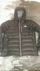 Mens large north Face coat