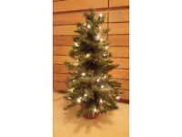 Pre-lit Artificial Christmas Tree