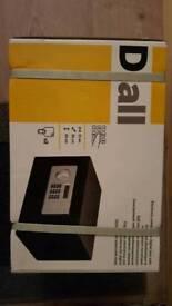 Diall digital safe brand new