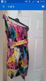 River island size 10 dress