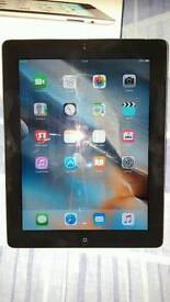 Apple iPad 2 16gb good working condition with original box / accessories