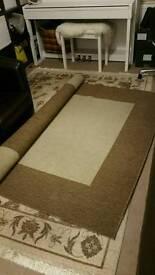 Ikea wool jude mix rug 3m x 2m