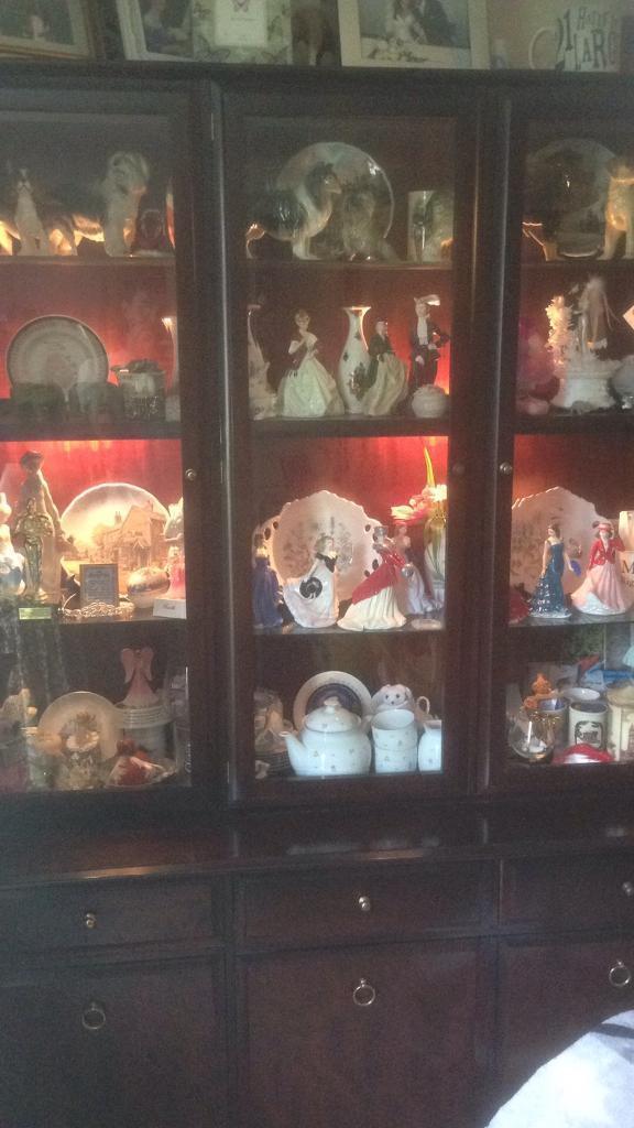 Livingroom Wooden Cabinet Shelfs Wardrobe Draws Furniture Cupboard