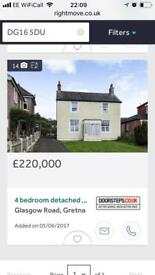 House for sale gretna green