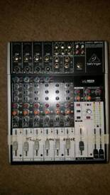 Behringer Xenyx 1204 USB *faulty master fader*