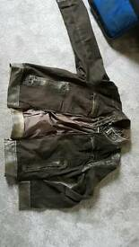 ZARA MENS JACKET XL 'wolverine jacket'
