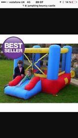 Jumpking kids bouncy castle
