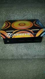 Girls size 1 Heelys almost new!!