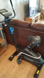 Exercise bike barely used good condition