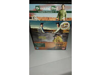 breaking bad 1 4 new sealed and unopened .unwanted gift £7