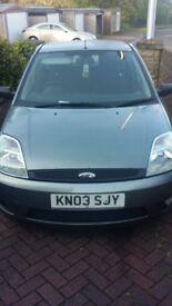 Ford Fiesta 1.4 zetc ** CHEAP ** no MOT 350.00 ono.