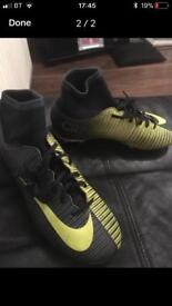 Nike murical cr7 size 5